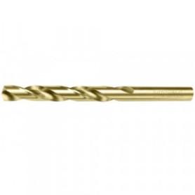 Broca Metal HSS-TiN 1pc 9×125(81) D-64163