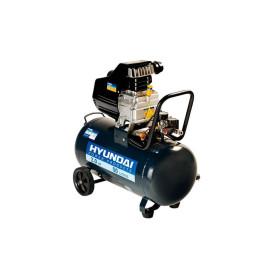Compresor hyundai 50 litros 2 Hp monofasico
