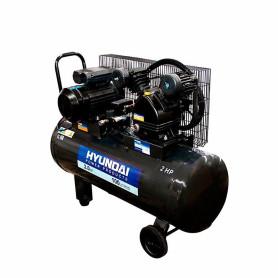 Compresor hyundai monofasico 3 hp 100 lt