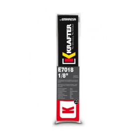 """ELECTRODO 1/8"""" (3.2MM) 1KG E 7018 KRAFTER"""