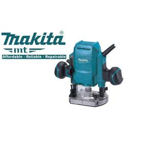 Fresadora para madera makita 3/8 rebajadora M3601B
