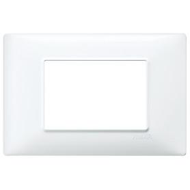 Placa VIMAR 3M tecn. blanco