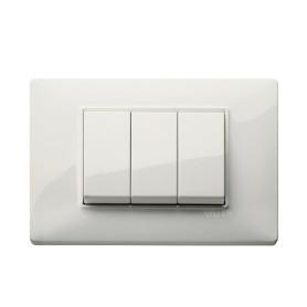 Interruptor Doble armado VIMAR 1P 16AX blanco