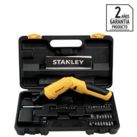 Atornillador Inalámbrico 4v + 30 Accesorio Stanley Scs4k-b2c
