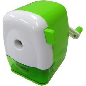 Afilalápiz - verde/blanco - Ø 11,5 mm Incluye sistema anclaje tipo mordaza