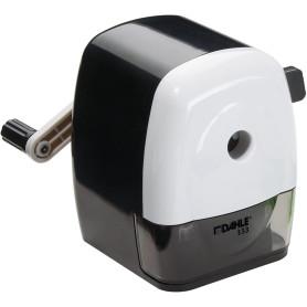 Afilalápiz - negro/blanco - Ø 11,5 mm Incluye sistema anclaje tipo mordaza
