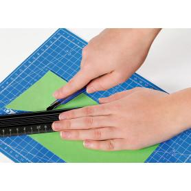 Plancha de corte azul A4 - 22x30 Cm
