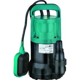 Bomba de agua sumergible 1 hp 8 mts