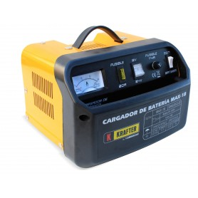 cargador de batería max 18