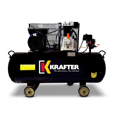 Compresor 100 Lts. 220 V 3 HP
