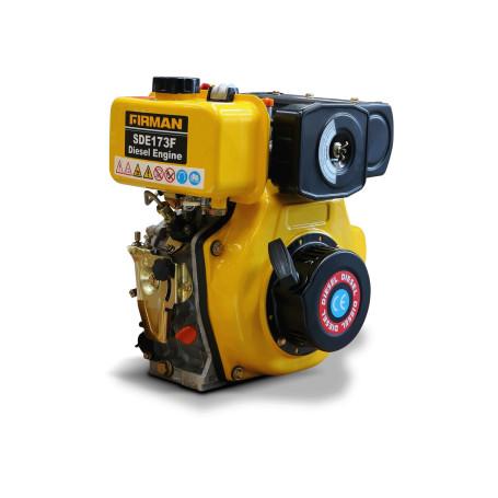 Motor Krafter diesel 12 HP