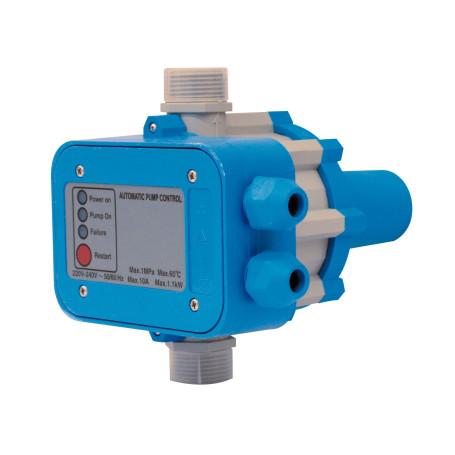 Controlador de presión de agua