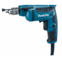 Taladro makita 6.5 mm. 370 W. 0-4.200 rpm. reversible