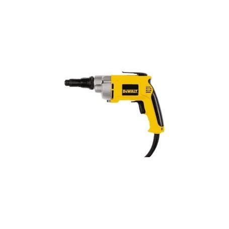Atornillador drywall RPM 0-2.500 540W dewalt DW268