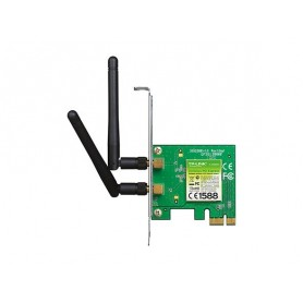 adaptador pci express inalámbrico n a 300mbps TL-WN881ND