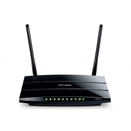 router inalambrico n dual band 600 mbps gigabit TL-WDR3600