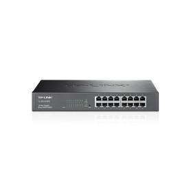 switch 16-puertos gigabit administrable TL-SG1016DE