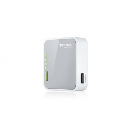 router inalambrico tplink nano 3g 150 mbps TL-MR3020