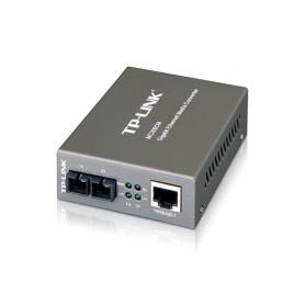 convertidor de fibra 1000mbps max 15kms mc200cm