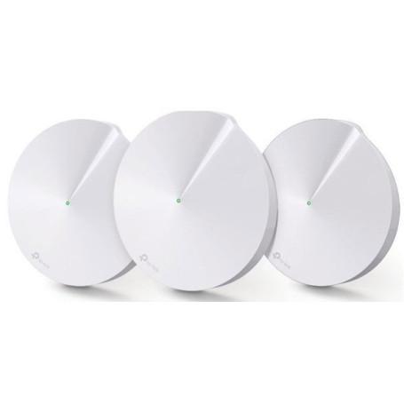 pack amplificador de señal wifi deco administrable ac 1300 3 unid