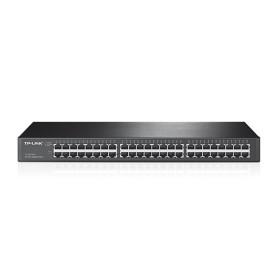 switch de acero 48 puertos (tl-sg1048)