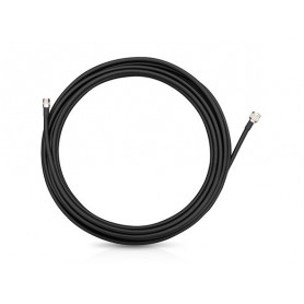 cable p/antena low-loss (tl-ant24ec12n), 12 mts. 2.4 ghz