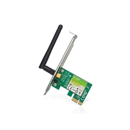 adaptador pci c/antena desmontable tl-wn781nd