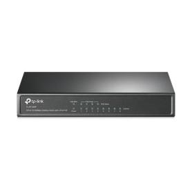 switch de escritorio poe 10/100 m 8 puertos tl-sf1008p