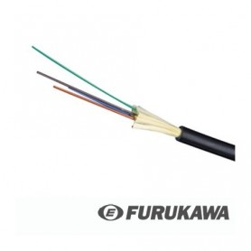 CABLE FIBRA OPTICA 12F OM3 MULTIMODO LSZH FURUKAWA AB700FWA09