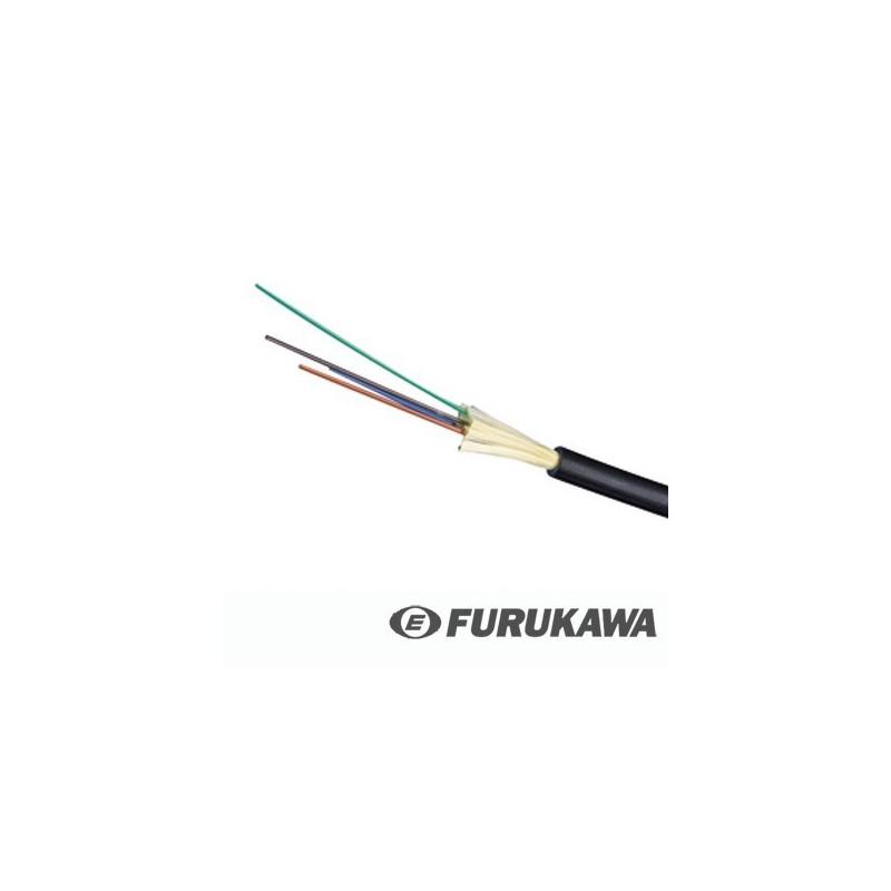 CABLE FIBRA OPTICA 12F OM3 MULTIMODO LSZH FURUKAWA AB700FWA09