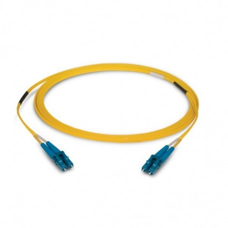 Jumper Fibra optica LC/UPC-LC/UPC monomodo DUPLEX 3MM 6 MTS