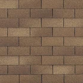 teja asfaltica ct20 cafe cedro (cedar brown) 3.1m2 volcan 2000248 VOLCAN