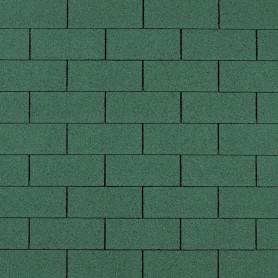 Teja asfaltica ct20 verde (evergreen blend) 3.1m2 volcan 2000250 VOLCAN