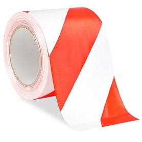 cinta demarcatoria blanca-rojo (50mmx33mts.)