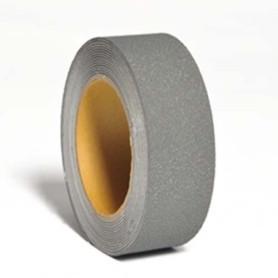cinta antideslizante pvc gris pies descalzo (48mmx4.5mts.)