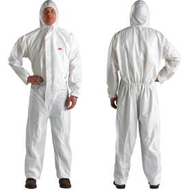 Traje de seguridad blanco Talla XL