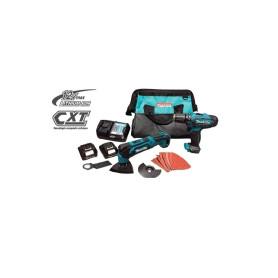 Kit Multiherramienta TM30D + Taladro Atornillador DF331D Makita CLX206X4