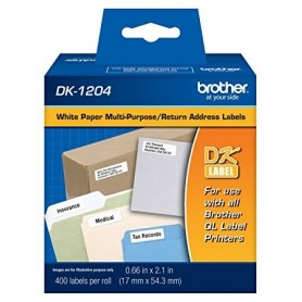 cinta etiquetas Brother DK1204