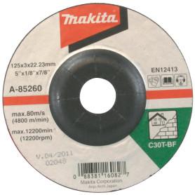 "DISCO CORTE PIEDRA 4.1/2"" (115 X 3 X 22mm.) C.D. - C30T"