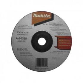 "Disco desbaste metal 7"" makita a-90255"