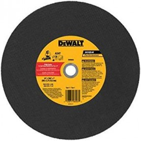 "disco corte metal 14"" tronzadora"