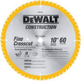 disco sierra 10'' - 60 dientes - corte fino madera