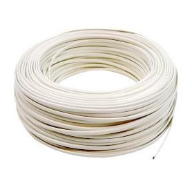 Cable telefónico pin 4 hilos 2 par