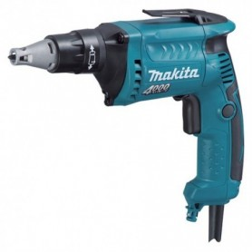 "Atornillador 1/4\\"" Hexagonal 570 W. 0-4.000 rpm. - Drywall Makita FS4000 FS4000 MAKITA"