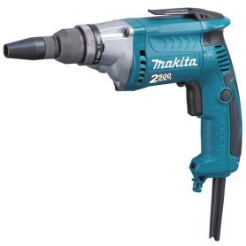 """Atornillador 1/4\\"""" Hexagonal 570 W. 0-2.500 rpm. Control de Torque (sistema iluminación) Makita FS2700 FS2700 MAKITA"""