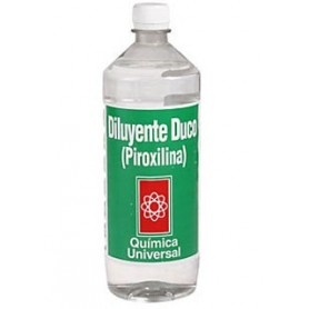 Diluyente Duco 1lt QUIMICA UNIVERSAL 66555
