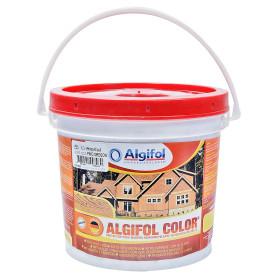 Pintura para madera color castaño Algifol 3,78LTS galon
