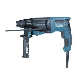 Rotomartillo SDS-PLUS 26 mm. 800 W. 0-1.200 rpm. 3 modos. 2 Makita HR2630