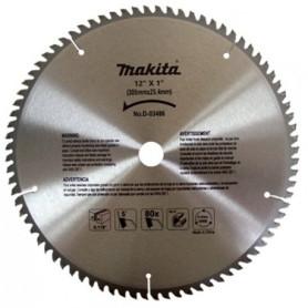 """Disco de sierra 12"""" x 25.4MM 60 dientes metal (5PCS) P/LC1230"""