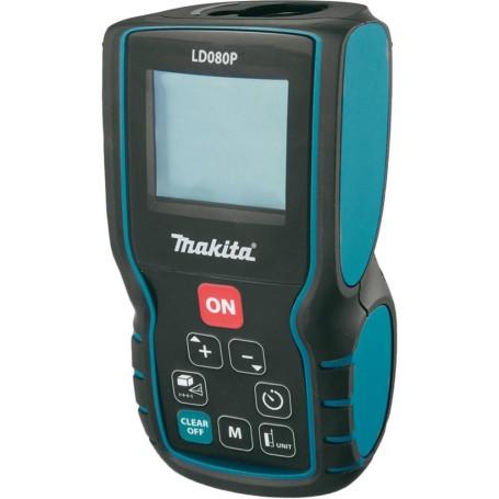 Medidor de Distancia Laser Makita LD080P